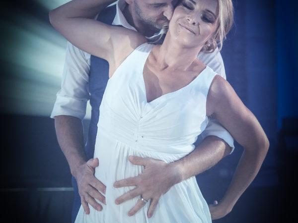 Couple mariés ouverture de bal